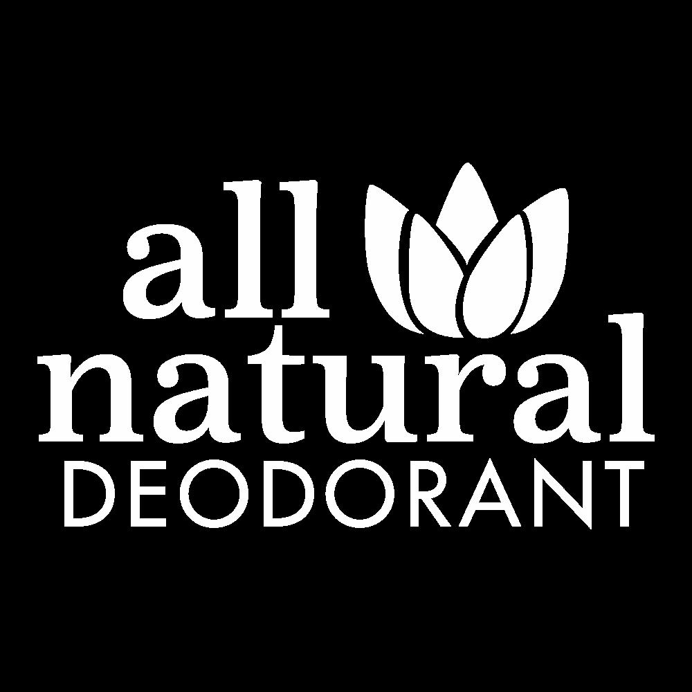 all natural white logo