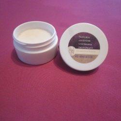 lavendar deodorant cream